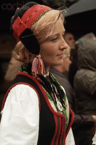 Member of Estonian Folk Music Group
